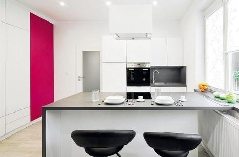 Štyri miestnosti v jednej. Na 28 metroch štvorcových sa dá žiť bez klaustrofóbie   domov.kormidlo.sk   Scoop.it