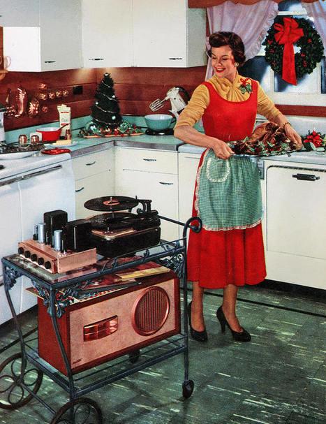 1950s: Portable music | Good Advice | Scoop.it