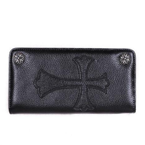 Black Leather Chrome Heart Big Cross Coin Purse Wallet [Chrome Hearts Leather Wallet] - $217.00 : Chrome Hearts Sale | Chrome Hearts Shop Online | Boutique | Scoop.it