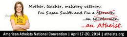 Atheists plan Salt Lake convention | economics | Scoop.it