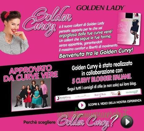 Golden Lady Curvy, la calza per le donne formose! | Bellezza e Salute | Scoop.it