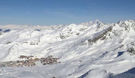 EN IMAGES. Les dix stations de ski et domaines skiables les plus hauts d'Europe | Actualités Ski & Neige | Scoop.it