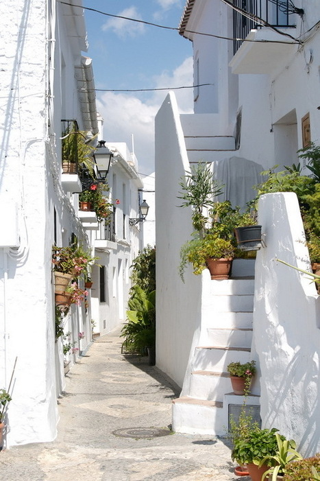 THE WORLD GEOGRAPHY: 15 Charming Side Streets | Hitchhiker | Scoop.it