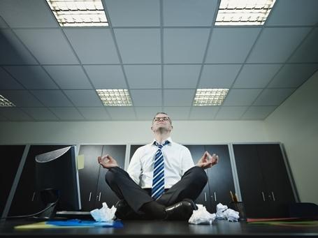 Dirigeant, méditez pour prendre de la hauteur - Chef d'entreprise - Chefdentreprise.com | communication non violente et méditation | Scoop.it