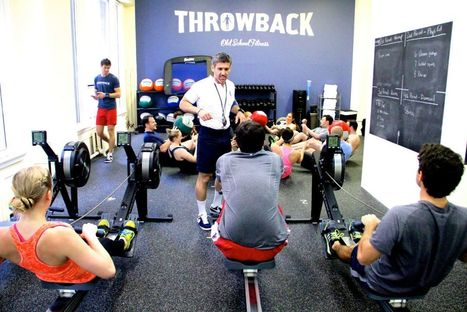 The Rise of Indoor Rowing, the Next Big Thing in Group Fitness | Indoor Rowing | Scoop.it
