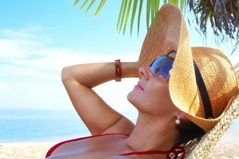 'Feel-Good Hormones' Make Sun Exposure Addictive, Study Suggests | Melanoma Dispatch | Scoop.it