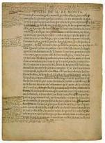 28 février 1533 : naissance de Michel de Montaigne | Literatura Europea Renacentista | Scoop.it