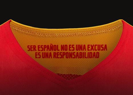 Basketball: La Roja a une nouvelle tunique   Coté Vestiaire - Blog sur le Sport Business   Scoop.it