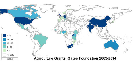 Gates Foundation focuses $3bn agro-fund on rich countries, 'pushes GMO agenda in Africa' | THE POWERS THAT BE | Scoop.it