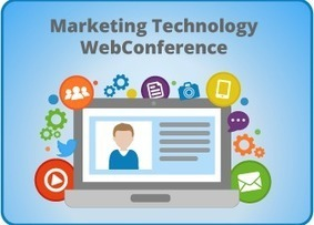 'FREE Marketing Technology WebConference One Day, re. Tackling Latest Trends' | News You Can Use - NO PINKSLIME | Scoop.it