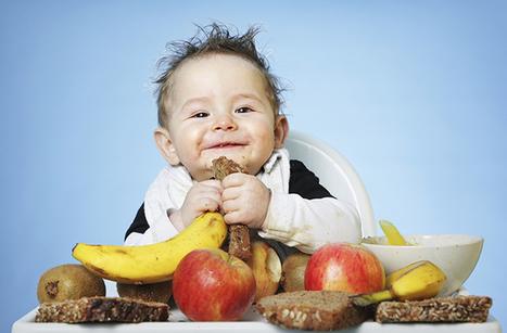 La diversification alimentaire | Santé de l'enfant et du nourrisson | Scoop.it