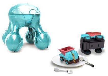Imprimer ses aliments en 3D, il y a un appareil pour ça | Open Hardware | Scoop.it