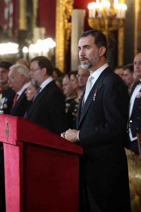 El Rey Felipe VI ratifica ante el cuerpo diplomático su apoyo a los Tratados de Libre Comercio TTIP y al CETA | Economía Ciudadana | La razón no me ha enseñado nada. Todo lo que yo sé me ha sido dado por el corazón. L. Tolstoi | Scoop.it