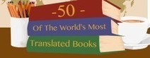 Infographic: Fifty of the World's Most Translated Books   MioBook...Infografiche!   Scoop.it