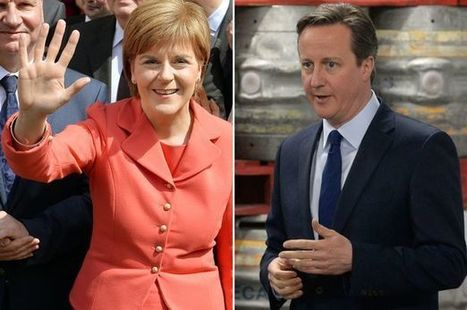 SNP plotting second independence referendum, say party sources - Mirror | AC Affairs | Scoop.it