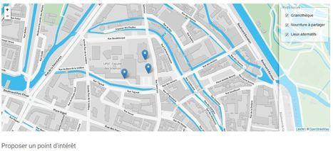 Carte alternative et collaborative   Carte interactive   Scoop.it