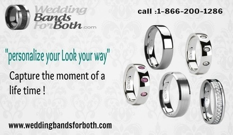 The Most Popular Styles For Men & women Wedding Bands | weddingbandsforboth | Scoop.it