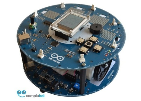 Arduino Robot Projects, Functions And Features Explained (videos) | Raspberry Pi | Scoop.it