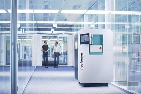 Arburg enters additive manufacturing market on the eve of K | 3D Printing Industries | Scoop.it