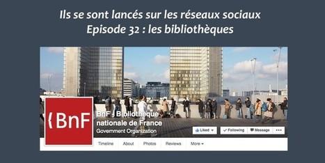 [Ils se sont lancés sur les réseaux sociaux] Episode 32 : les bibliothèques | Quatrième lieu | Scoop.it