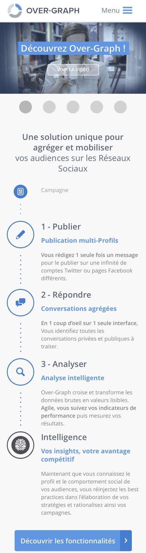 Over-Graph : Une solution unique pour agréger et mobiliser vos audiences sur les Réseaux Sociaux | Web marketing pour le troisième secteur | Scoop.it