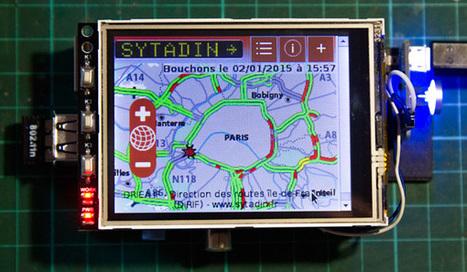 Dedicated Automobile Traffic Monitor with Raspberry Pi - Hackaday   imurgeek.com   Scoop.it