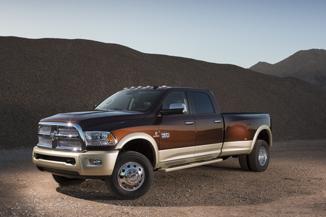 Ram introduces 2013 Heavy Duty trucks at State Fair | Amazing Autos | Scoop.it