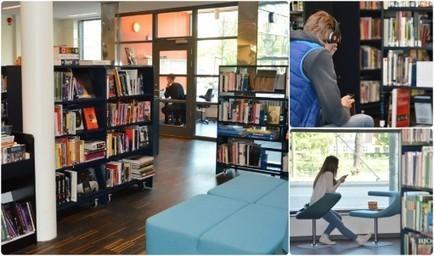 Skolbibliotek i fokus: Malmö latinskola – Pedagog Malmö | Skolbiblioteket och lärande | Scoop.it