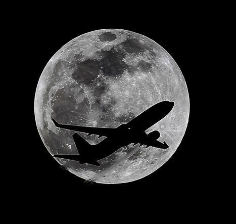 Spectacular blood moon lunar eclipse | Media Mix | Scoop.it