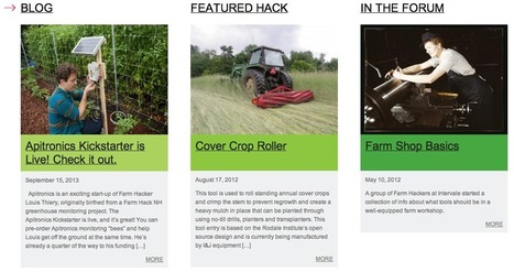 Farm Hack | P2P Urbanism | Scoop.it