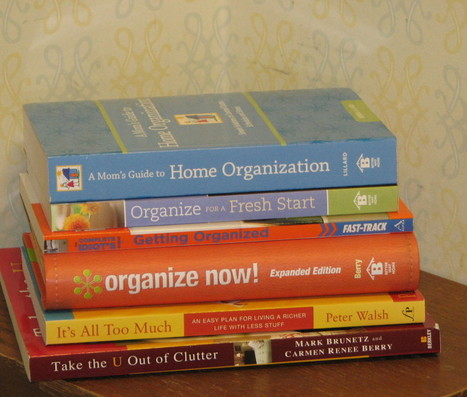 Home organization: Just get started - ReminderNews | Organizing and Downsizing a home | Scoop.it