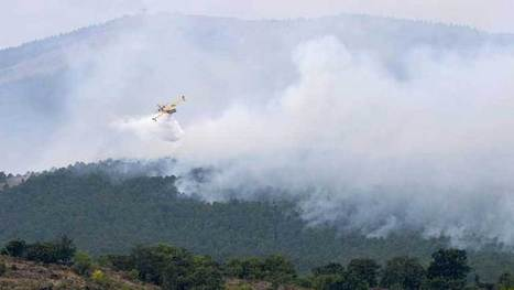Controlados los incendios de Guadalajara que han abarcado un perímetro de 3.100 hectáreas - RTVE.es | Incendios forestales | Scoop.it