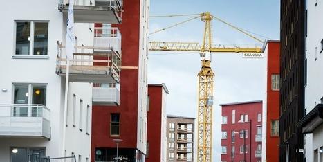 Bostadsbyggandet ökar – men inte tillräckligt | Bostad | Scoop.it