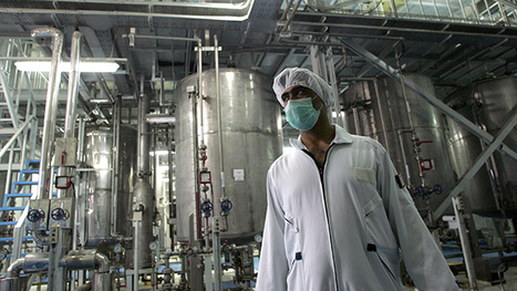 Iran arrests 4 men in 'nuclear facilities sabotage' plot | IRAN | Scoop.it