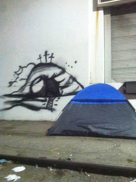 Un street artist peint les rêves des sans-abris | Photographie | Scoop.it