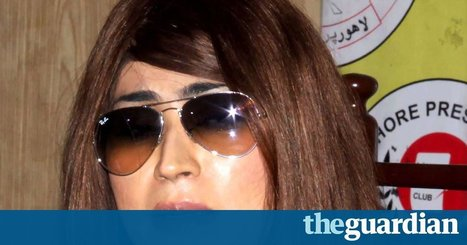 Pakistani model Qandeel Baloch allegedly killed by brother | A Voice of Our Own | Scoop.it