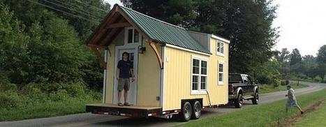 Brevard Tiny House | Sustain Our Earth | Scoop.it