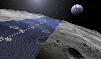 Solar Power from the Moon | World Future Society | FutureChronicles | Scoop.it