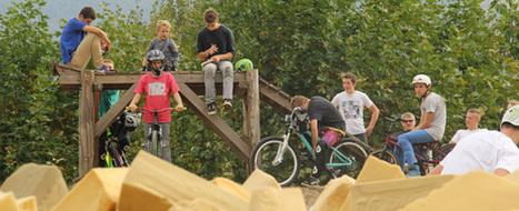 Le bike park de Millau, du fun et de l'adrénaline pour tous ! | L'info tourisme en Aveyron | Scoop.it