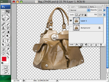 Clipping path | Photoshop Tips and Tricks | Scoop.it