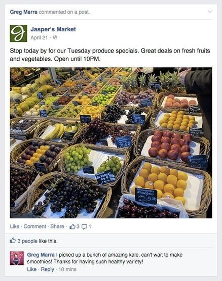 Ce que cache cette nouvelle mise à jour Facebook | Facebook pour les entreprises | Scoop.it