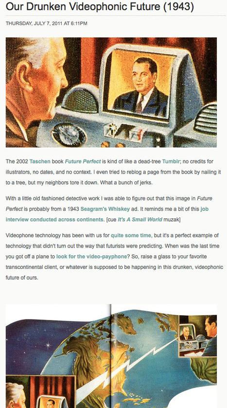 Paleofuture - Paleofuture Blog   History of Educational Technology   Scoop.it