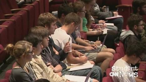 CNN Student News - CNN.com | Classe inversée -- Expérimentation -- Recherches | Scoop.it