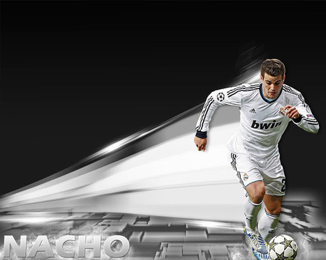 New Nacho wallpaper picture HD Real madrid 2013 - 2014 | FULL HD (High Definition) Wallpapers, Pictures For Desktop & Backgrounds | Real Madrid WALLPAPERS, PICTURES FOR DESKTOP & BACKGROUNDS | Scoop.it