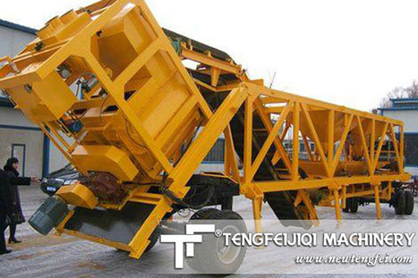 Technical characteristics of environmentally friendly building agitation | Mobile Concrete Mixing Plant | Scoop.it