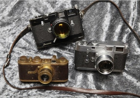 Leica camera of former LIFE photographer auctioned off for $2.19 million in   What's new in Visual Communication?   Scoop.it