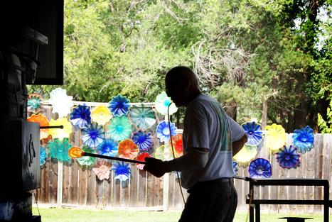Rollin Karg: An Exceptional Artist And Accidental Success - KMUW   Nartique Art Glass News   Scoop.it