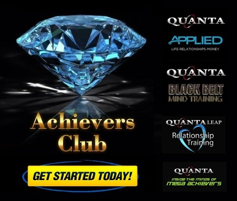 Are You a High Achiever? Or, Would You Like To Be? | Wealth Within Your Reach | Scoop.it