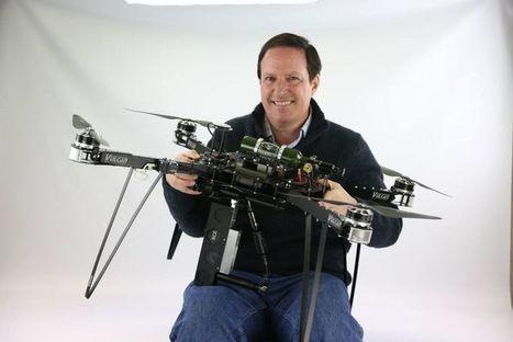 Des drones capables de planter un milliard d'arbres par an | Ag app | Scoop.it
