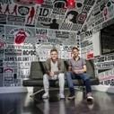 Music Room Typography Mural | Arts & Culture | Scoop.it